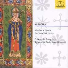 Miracula - Medieval Music for Saint Nicholas (12.-15. Jahrhundert), CD