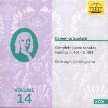 Domenico Scarlatti (1685-1757): Sämtliche Klaviersonaten Vol.14, 2 CDs