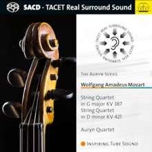 Wolfgang Amadeus Mozart (1756-1791): Streichquartette Nr.14 & 15, SACD