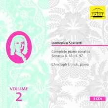 Domenico Scarlatti (1685-1757): Sämtliche Klaviersonaten Vol.2, 3 CDs
