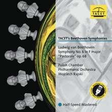 Ludwig van Beethoven (1770-1827): Symphonie Nr.6 (180g), LP