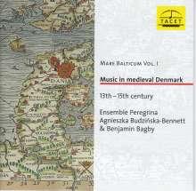 Mare Balticum Vol.1 - Music in medieval Denmark, CD