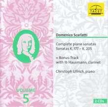 Domenico Scarlatti (1685-1757): Sämtliche Klaviersonaten Vol.5, 2 CDs