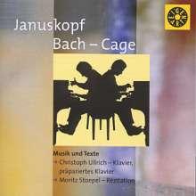 Christoph Ulrich - Januskopf Bach-Cage, CD