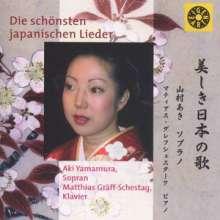 Aki Yamamura - Die schönsten japanischen Lieder, CD