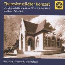 Bartholdy-Ensemble Rheinfelden - Theresienstädter Konzert, CD