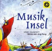 Jing Peng (geb. 1965): Suite der Jugendlichen für Streichquartett, CD
