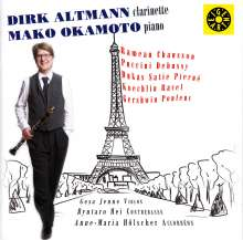Dirk Altmann, Klarinette, CD