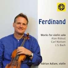 Adrian Adlam - Ferdinand, CD