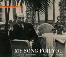 Mischa Spoliansky (1898-1985): My Song For You, 2 CDs