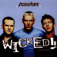 Scooter: Wicked!, CD
