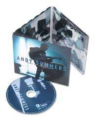 Andy Summers: Peggy's Blue Skylight, CD