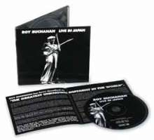 Roy Buchanan: Live In Japan, CD