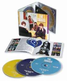 The Troggs: The Singles A's & B's, 3 CDs