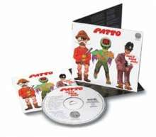 Patto (UK): Hold Your Fire (Digisleeve), CD
