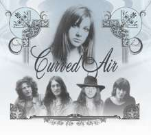 Curved Air: Retrospective: Anthology 1970 - 2009 (Collectors Edition), 2 CDs