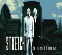 Stretch: Unfinished Business, CD