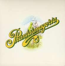 Curved Air: Phantasmagoria, CD