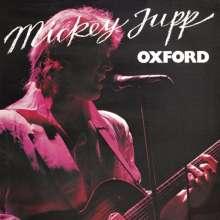 Mickey Jupp: Oxford, CD