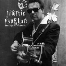 Jimmie Vaughan: Strange Pleasure, CD