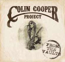 Colin Cooper: From The Vaults, CD
