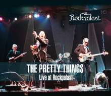 The Pretty Things: Live At Rockpalast 1998, 2004 & 2007, 2 DVDs und 1 CD