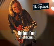 Robben Ford: Live At Rockpalast - Crossroads & More Bluesfest 1998 & Forum Leverkusen 2007 (2CD + DVD), 2 CDs und 1 DVD