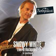Snowy White: Live At Rockpalast (2 CD + DVD), 3 CDs