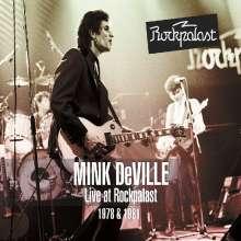 Mink DeVille: Live At Rockpalast 1978 & 1981 (2CD + DVD), 2 CDs