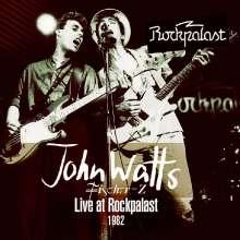 John Watts: Live At Rockpalast - Sartori Säle, Köln, Germany, 4th June 1982 (CD + DVD), 2 CDs