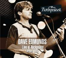 Dave Edmunds: Live At Rockpalast - Open Air Festival, Loreley, 20th August 1983 (CD + DVD), 2 CDs