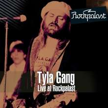 Tyla Gang: Live At Rockpalast 1978 (CD + DVD), 2 CDs