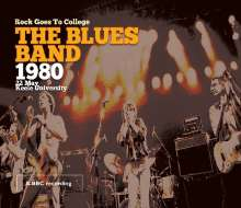 The Blues Band: Rock Goes To College: Live 1980 (DVD + CD), DVD