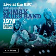 Climax Blues Band (ex-Climax Chicago Blues Band): Live At The BBC (Rock Goes To College 1978), DVD