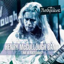 Henry McCullough: Live At Rockpalast (CD + DVD), CD