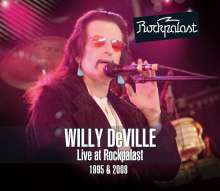 Willy DeVille: Live At Rockpalast, 3 CDs