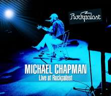 Michael Chapman: Live At Rockpalast 1975 - 1978 (DVD + CD), 2 DVDs