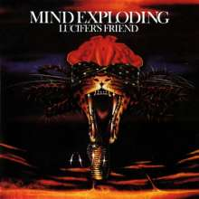 Lucifer's Friend: Mind Exploding, CD