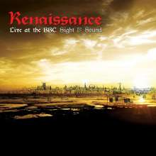 Renaissance: Live At The BBC: Sight & Sound, DVD