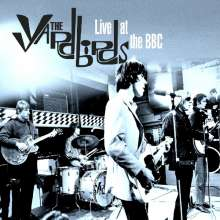 The Yardbirds: Live At The BBC, 2 CDs