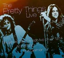 The Pretty Things: Live At The BBC, 2 CDs