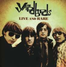 The Yardbirds: Live & Rare, 5 CDs