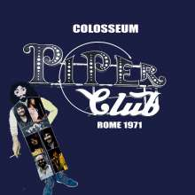 Colosseum: Live At The Piper Club, Rome, Italy 1971, CD