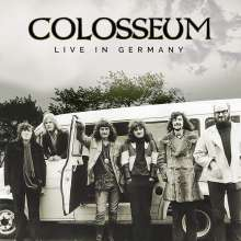 Colosseum: Live In Germany, 2 CDs und 1 DVD