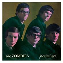The Zombies: Begin Here (180g) (mono), LP