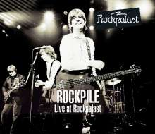 Rockpile: Live At Rockpalast 1980 (180g) (Limited Edition) (mono), 2 LPs und 1 DVD