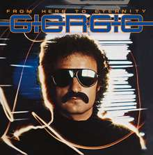 Giorgio Moroder: From Here To Eternity (180g) (Limited-Edition) (Blue Vinyl), LP