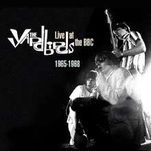 The Yardbirds: Live At The BBC (180g), 2 LPs