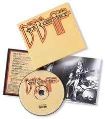 Beck, Bogert & Appice: Beck, Bogert & Appice (Digipack), CD