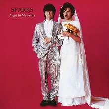 Sparks: Angst In My Pants (remastered) (180g) (Limited-Edition) (Red Vinyl), LP